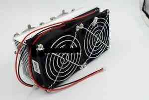 Dc12v Aluminum Heatsink -high Power Led Radiator