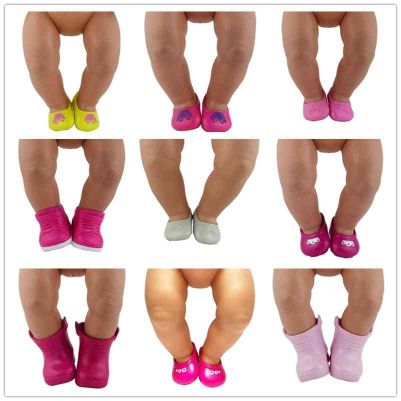 Shoes Wear For Baby Doll