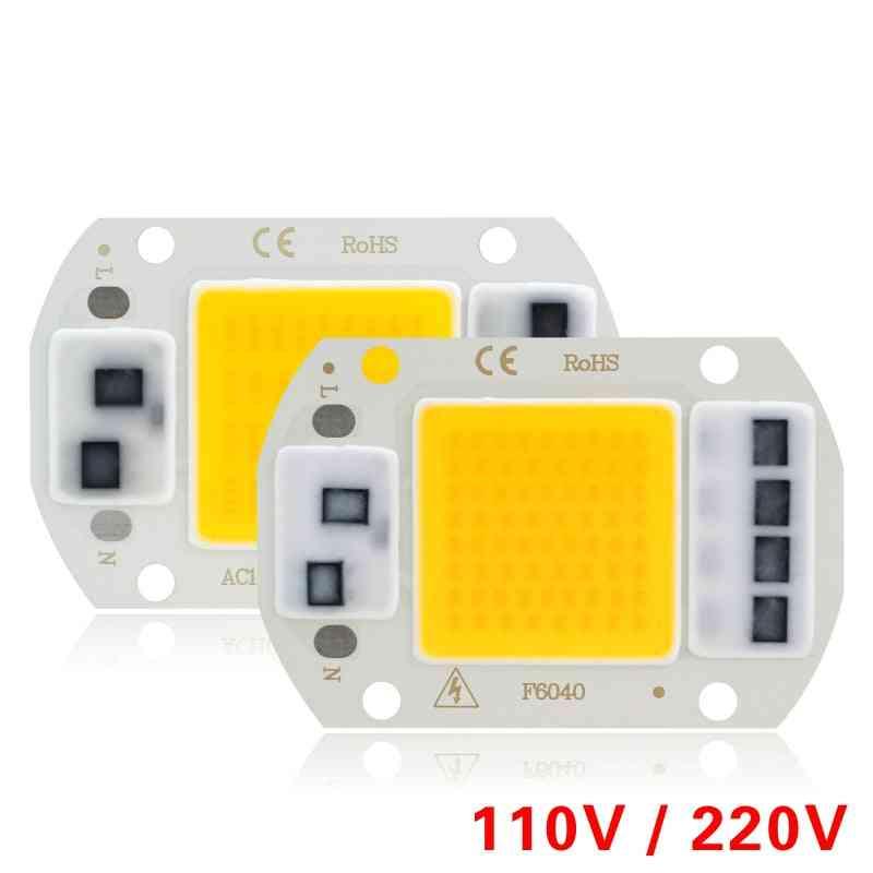110v/220v Led Chip, Cob Chip No-need Driver - Lamp Beads