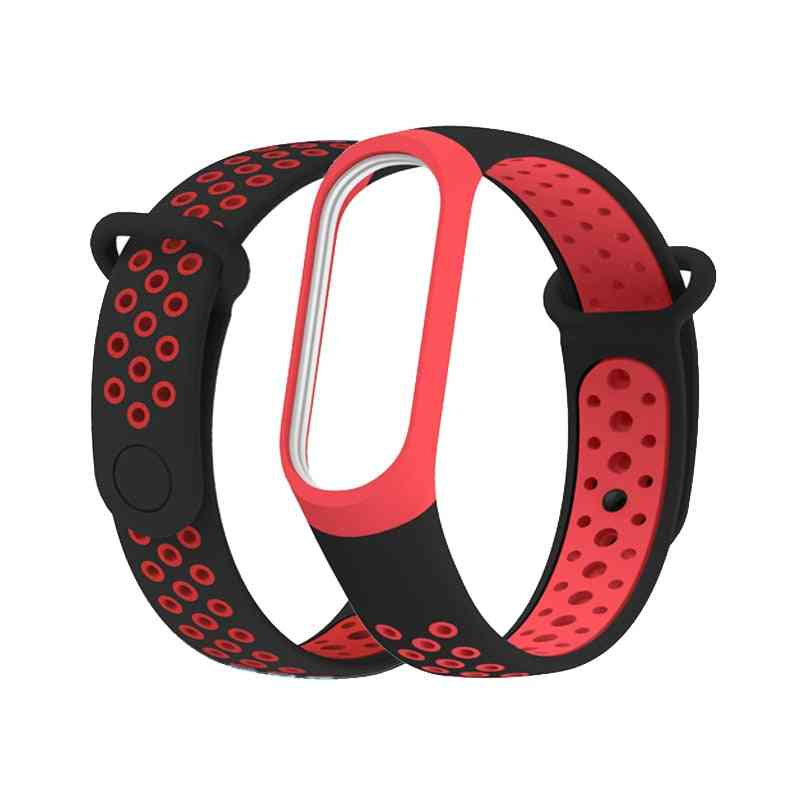 Breathable Strap Replacement For Silicone Wrist Band