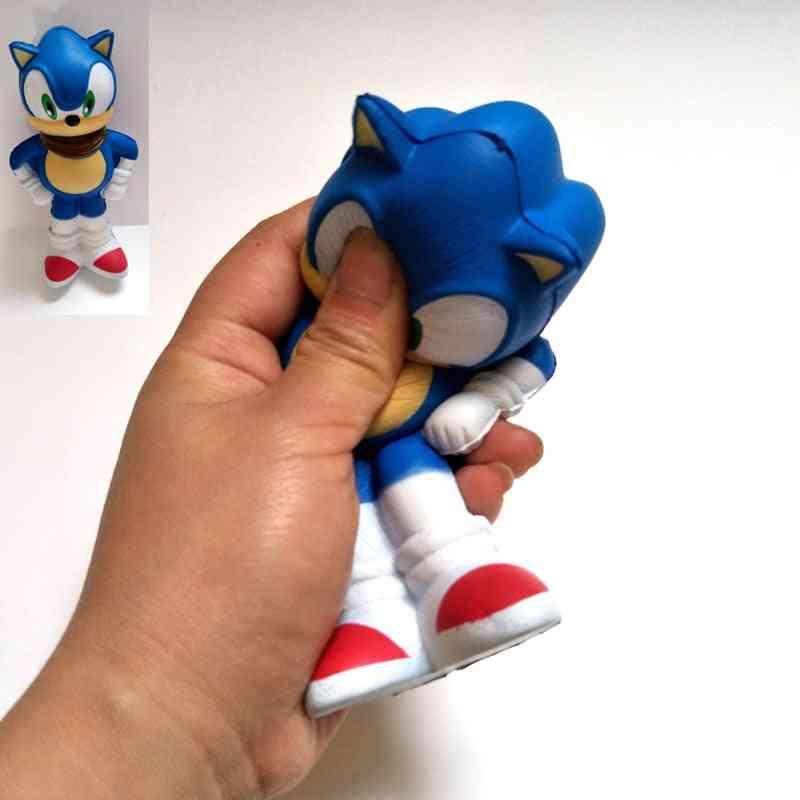 Jumbo Anime Figure Squishy Slow Rising Squeeze Toy