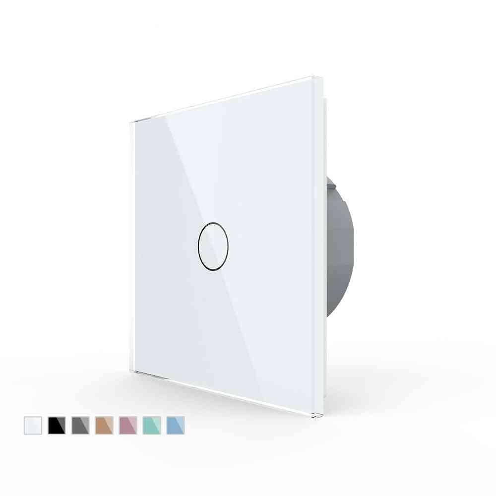 Luxury Wall Touch Sensor-light Switch, With Eu Standard