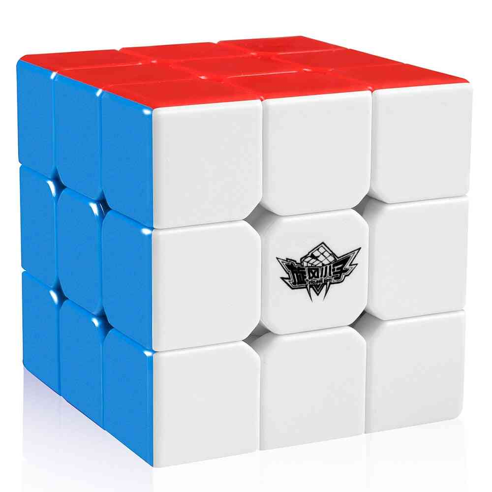 Cyclone 3x3x3 Magic Cube, Professional Speed Puzzles
