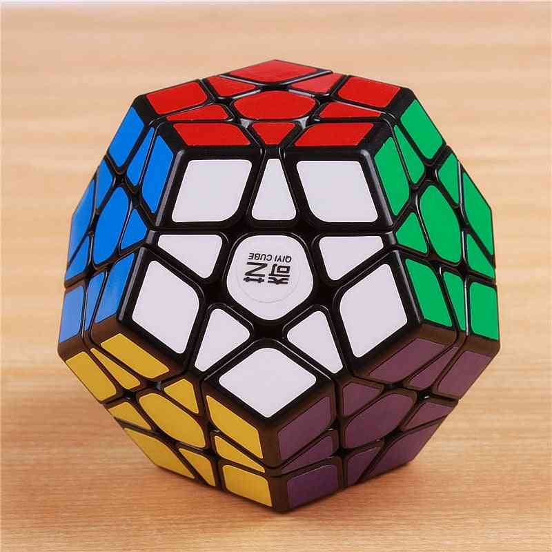 Professional 12 Sides Puzzle Cube-toys For Children