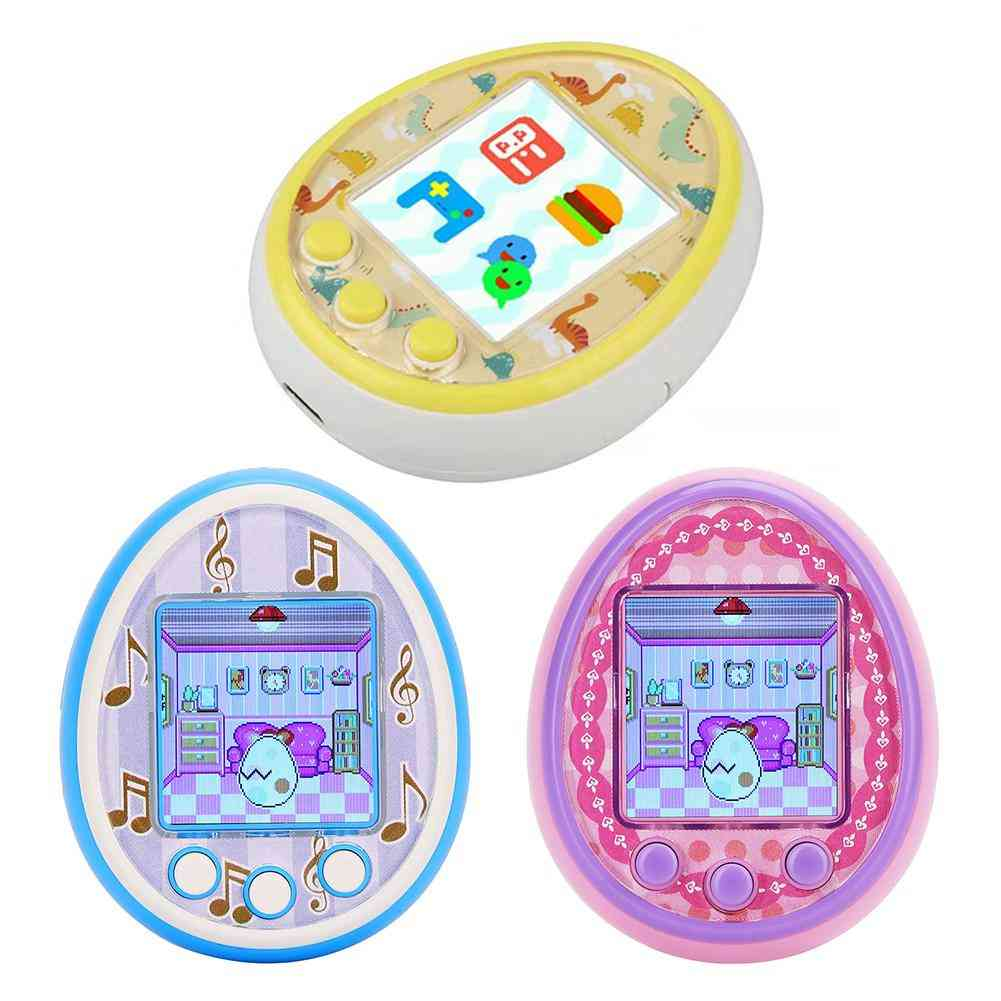 Electronic Pets Toy - Retro Cyber, Tumbler And Ver For