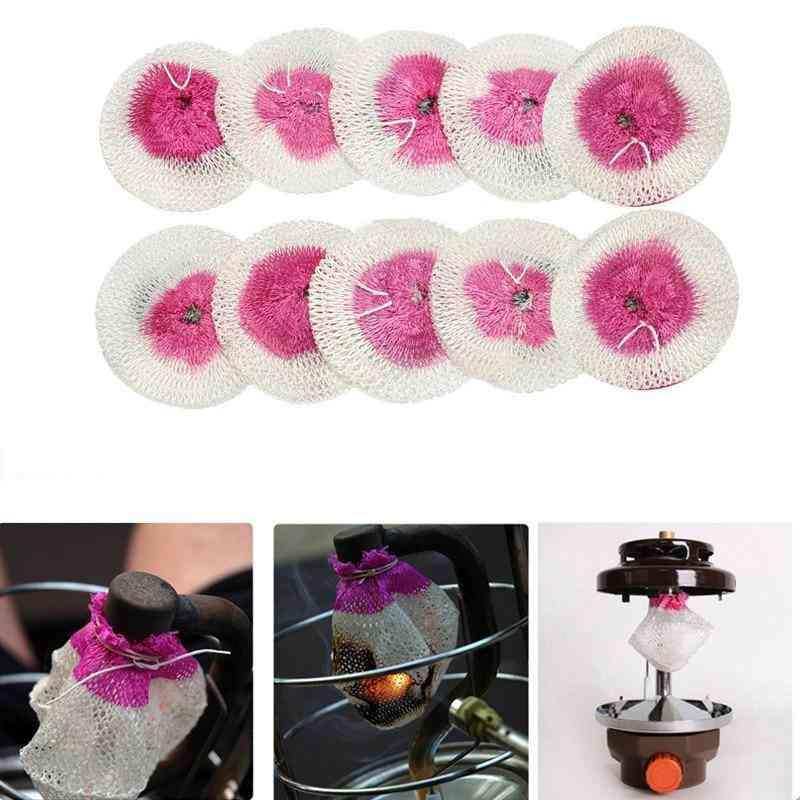 10pc Gas Lantern Mantles Kerosene Gas Lamp