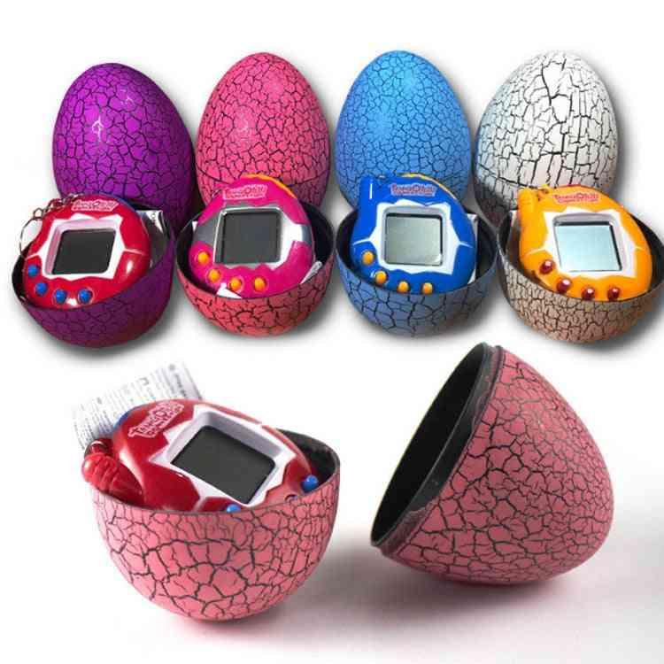 Multi Colors Dinosaur Egg - Virtual Cyber Digital Pet Toy