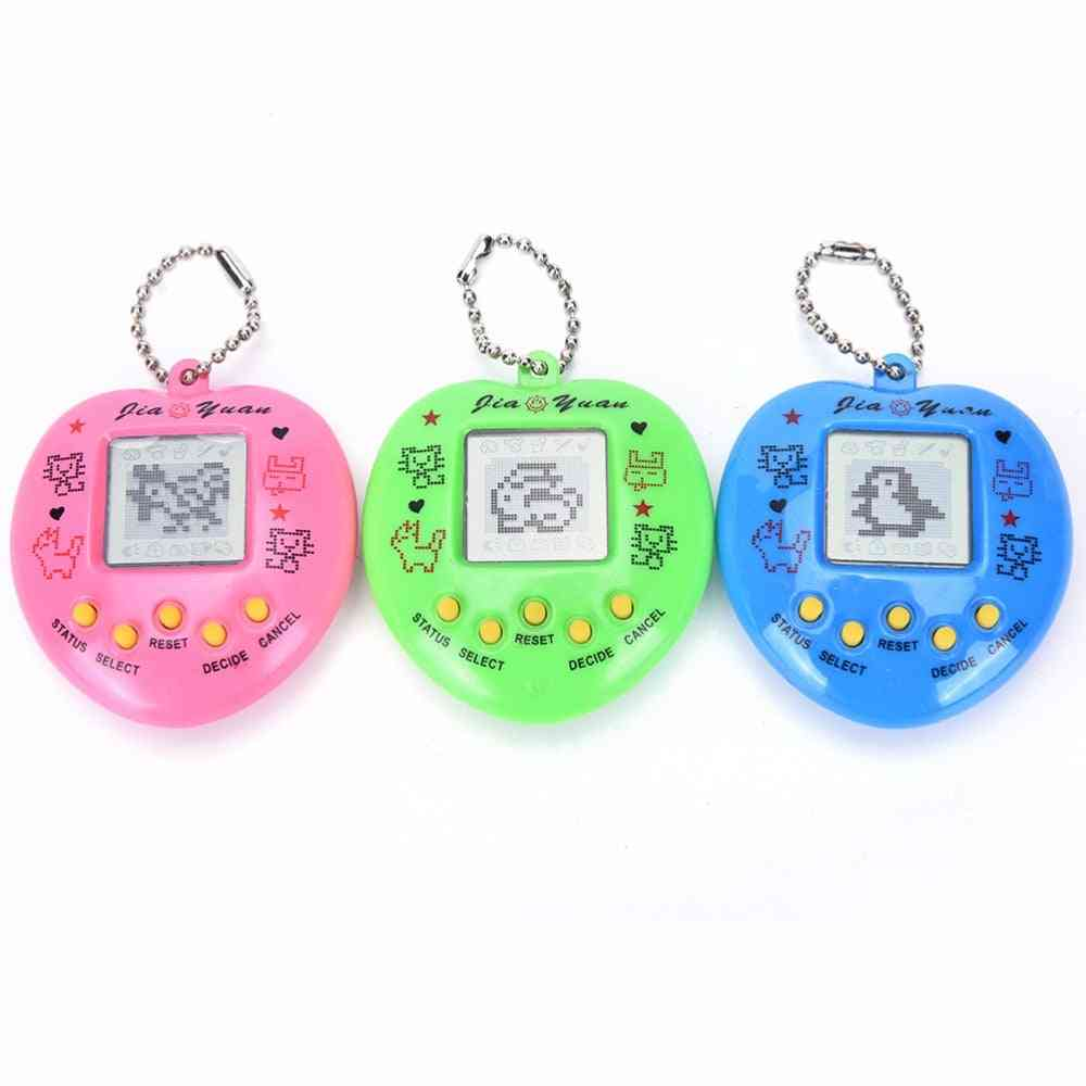 Electronic Pet Game Machine -tamagochi 168 In 1 Education