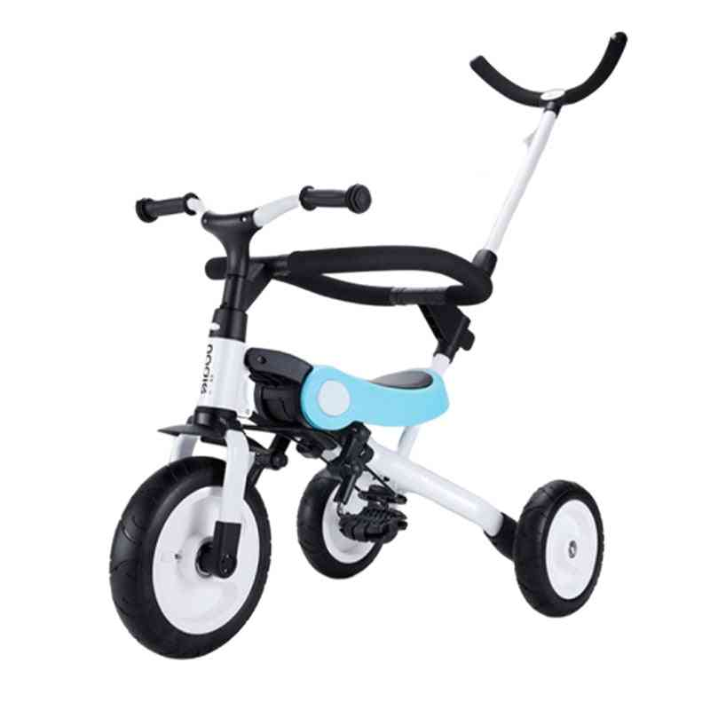 Lightweight Tricycle With Folding Pedal