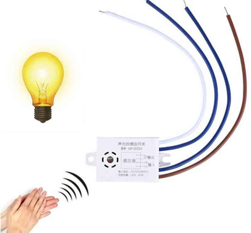 Sound Voice Sensor Switch For Street Lights
