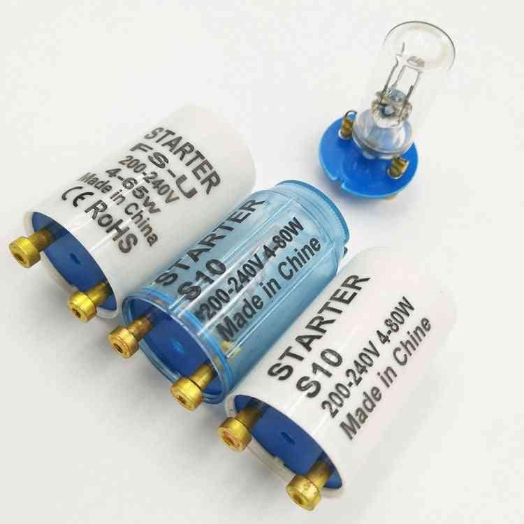 Fuse Starter - Fluorescent Tube Lamp