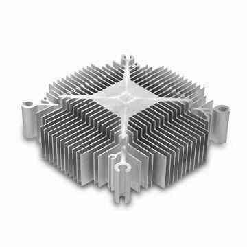 High Power Led Aluminum Radiator -90mm Heatsink