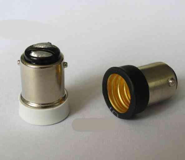 Small Bayonet Sbc B15 To Small Screw Ses E14 Light Bulb Holder