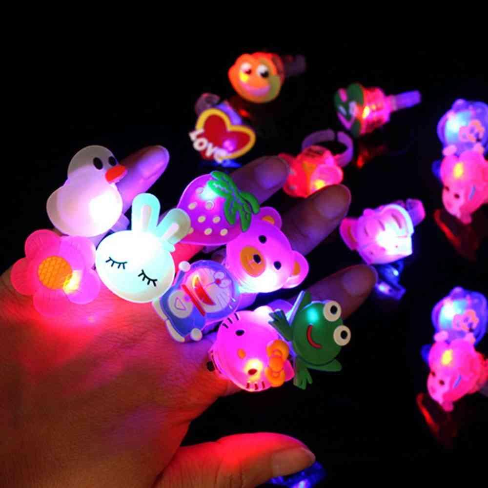 Stars Shine In The Dark Kids Luminous Rings -children