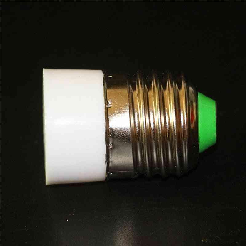 Fireproof Material-e27 To E14 Lamp Holder Converter