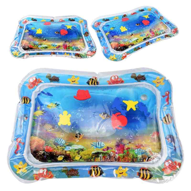 Creative Baby Water Mat - Inflatable Patted Pad Cushion