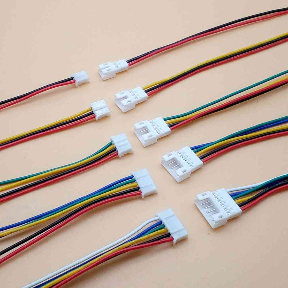 Manlouz Connectors With Wire Cables