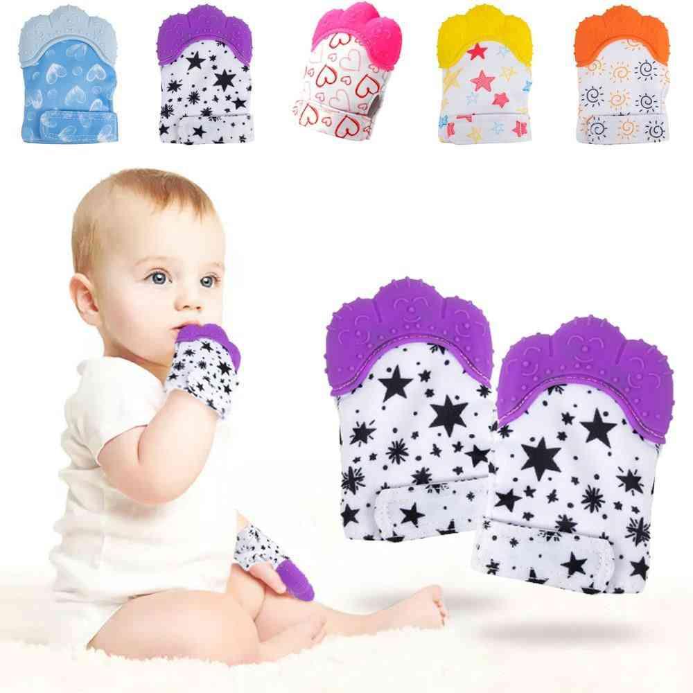 Baby Molar Gloves - Antibite Chew Toy