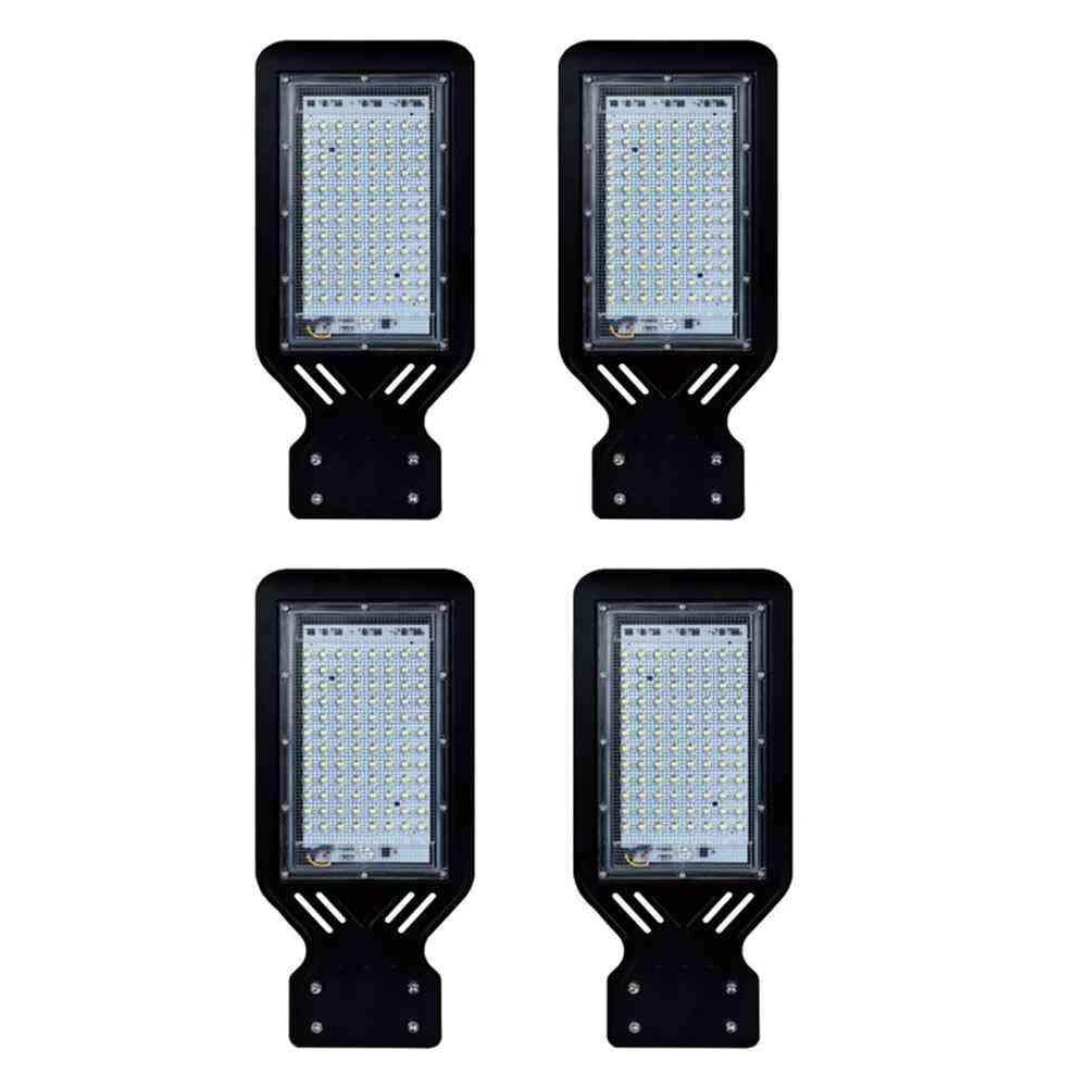 Ac110v/220v/100w Thin Led Street Light, Waterproof Ip65 For Outdoor Road Lamp, Wall Spotlight Torch