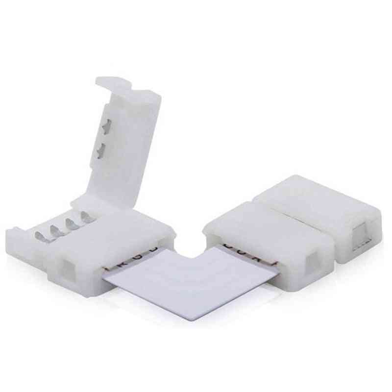 4 Pin L Shape Led Rgb Connector