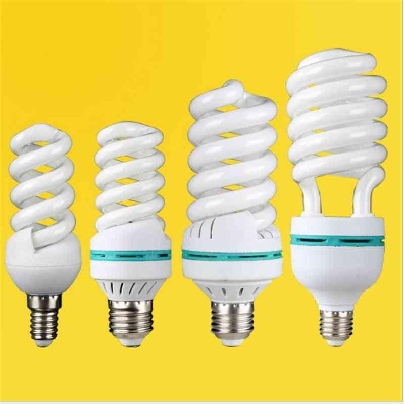 Energy Saving-spiral Tube Lamp- Fluorescent Light Bulb