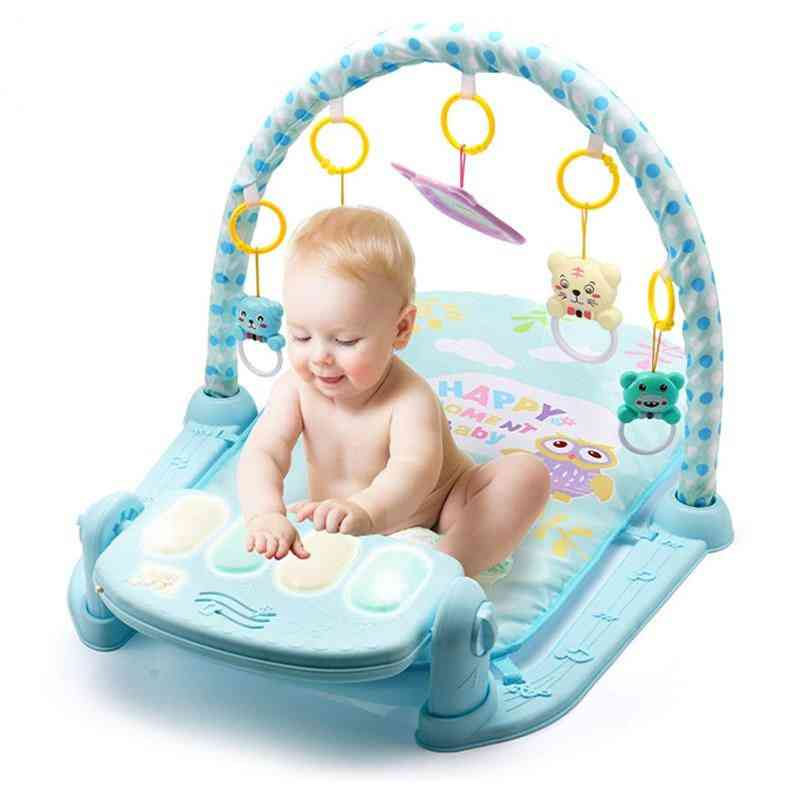 Play Mat Gaming Carpet - Soft Lighting Toy For Baby