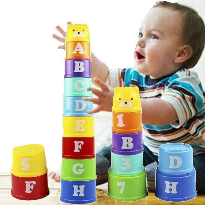 Baby Stacking Cup - Early Educational Intelligence Toy