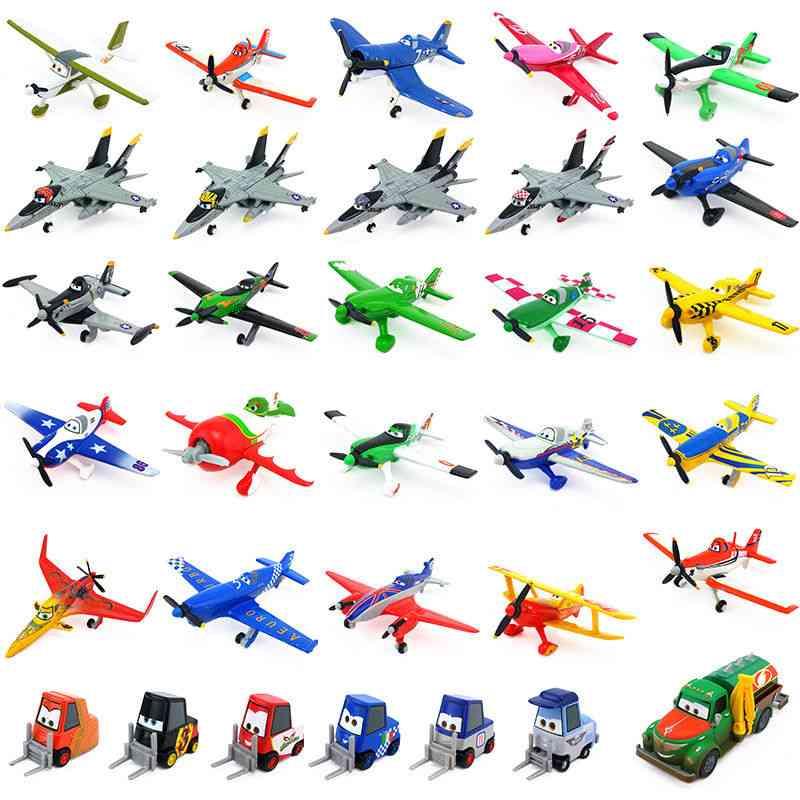 Dusty Crophopper El Chupacabra Skipper - Metal Diecast Plane Kids