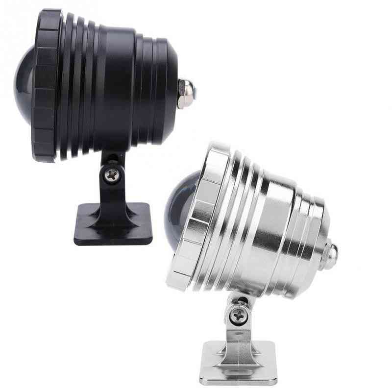 Rgb Led Underwater Light, Waterproof Ip65-aquarium Tank Lamp