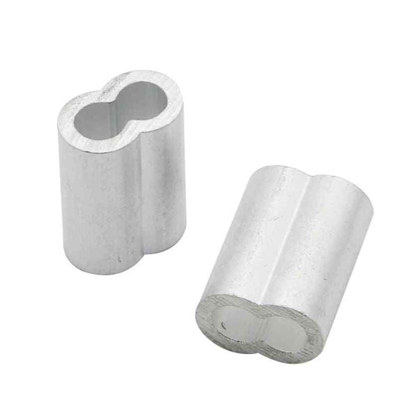 Wave Clamp-aluminum Casing, Wire Jacket
