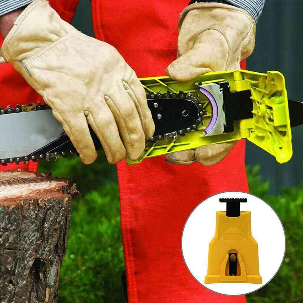 Woodworking Chainsaw Sharpener