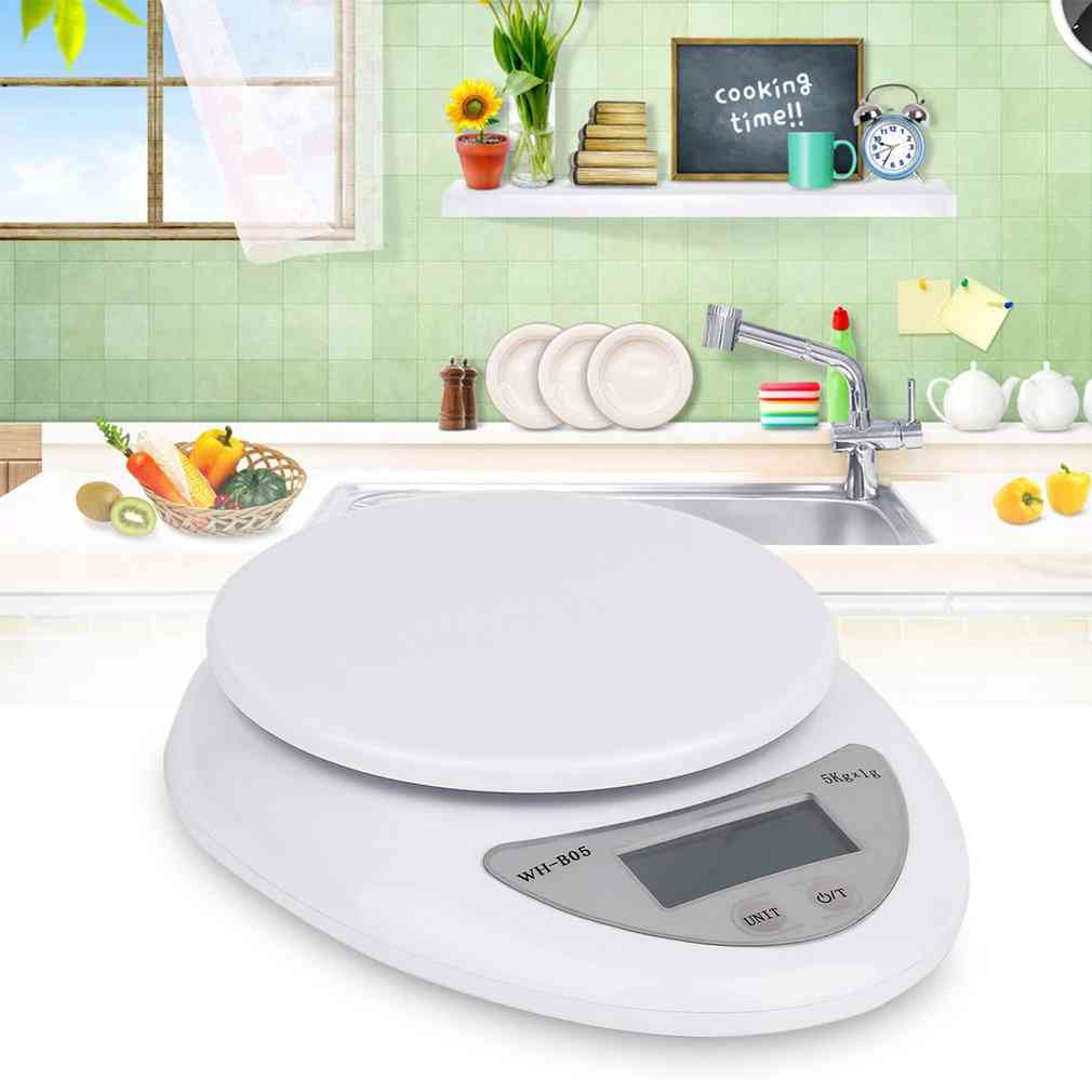 Digital Food Weighing Kitchen Scale