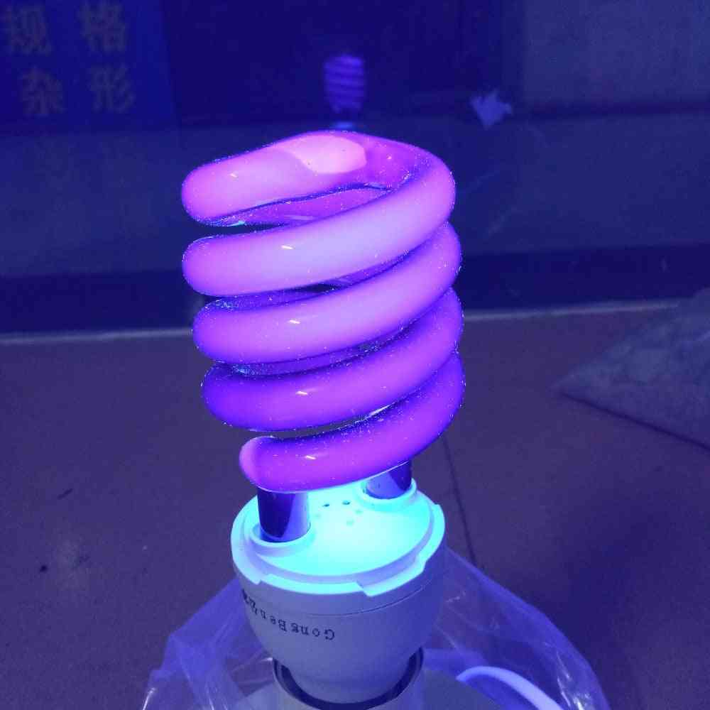 Ultraviolet Light - Energy Saving Bulb