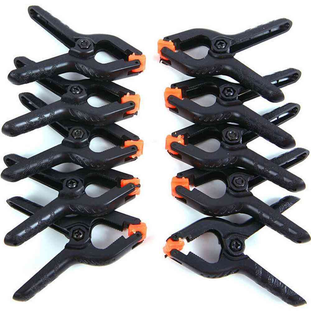 10 Pcs/set Background Clip With A Firm Grip
