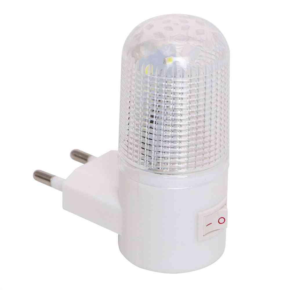 3w Emergency Led Light Wall Lamp With Eu Plug
