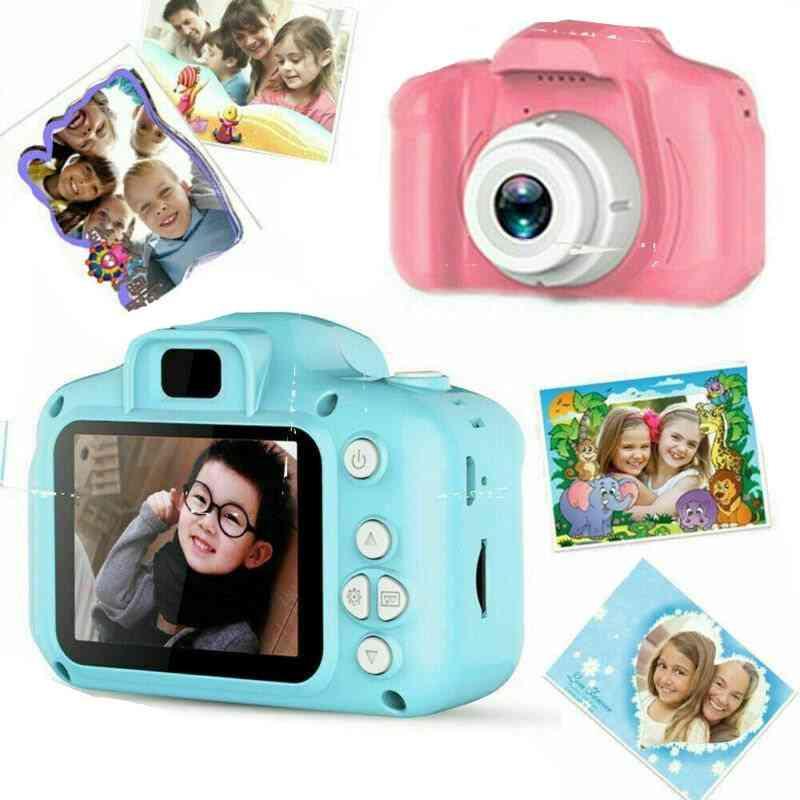 Digital Hd 1080p Video Camera, 2.0 Inch, Baby Toy