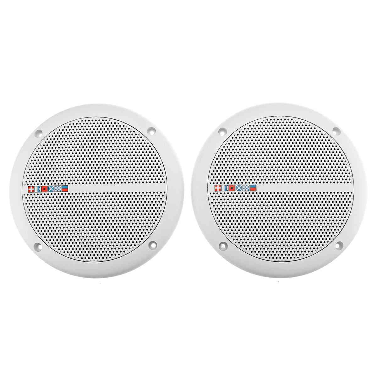 Waterproof Ceiling Speaker Syatems -2-way Flush Mount  Loundspeaker Amplifier