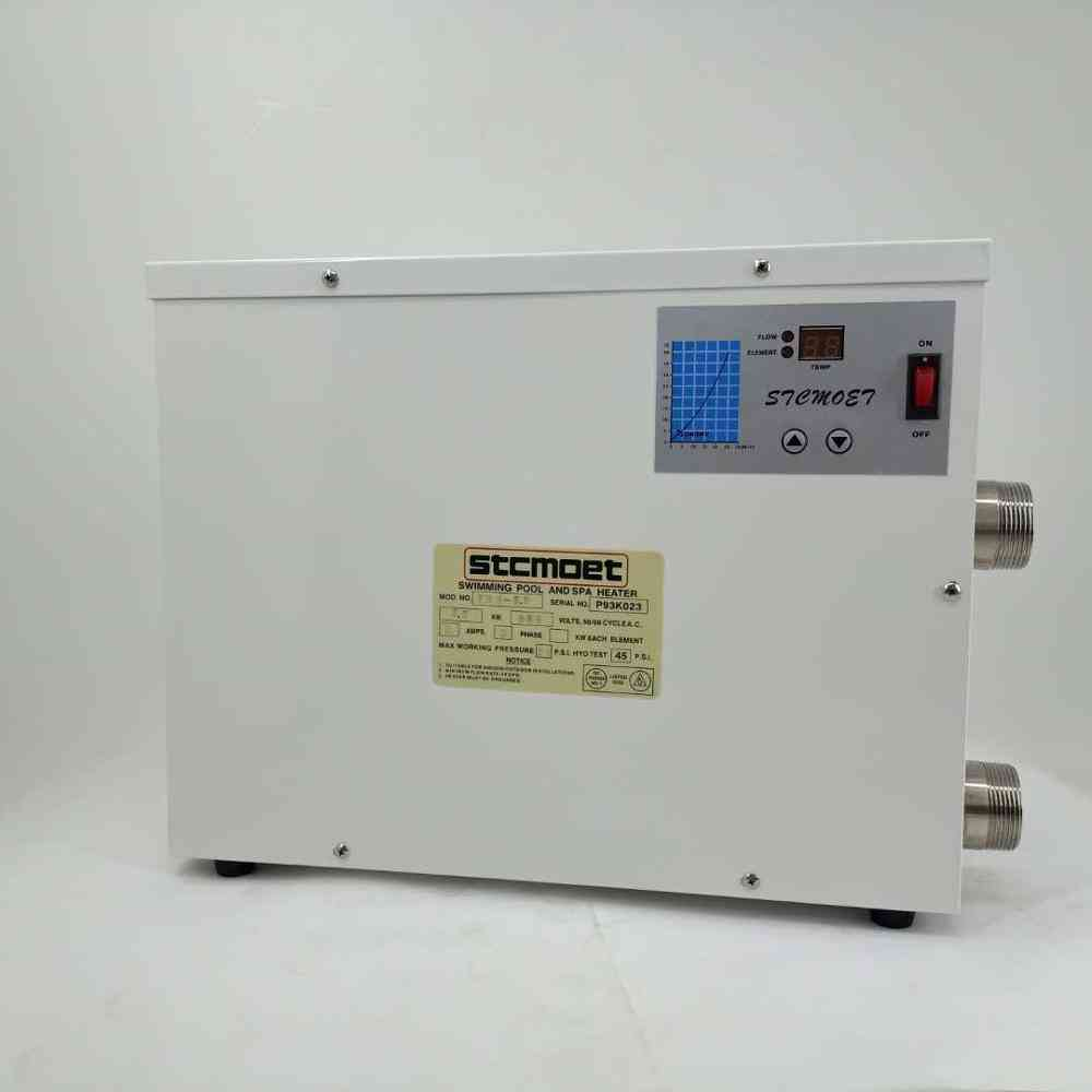 Swimming Pool Heater-stable Working Performance
