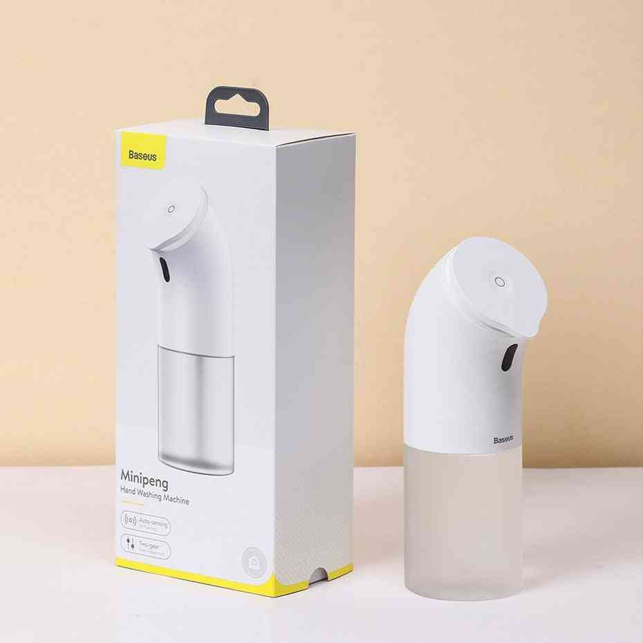Automatic Liquid Soap Dispenser - Induction Foaming Hand Washing Device