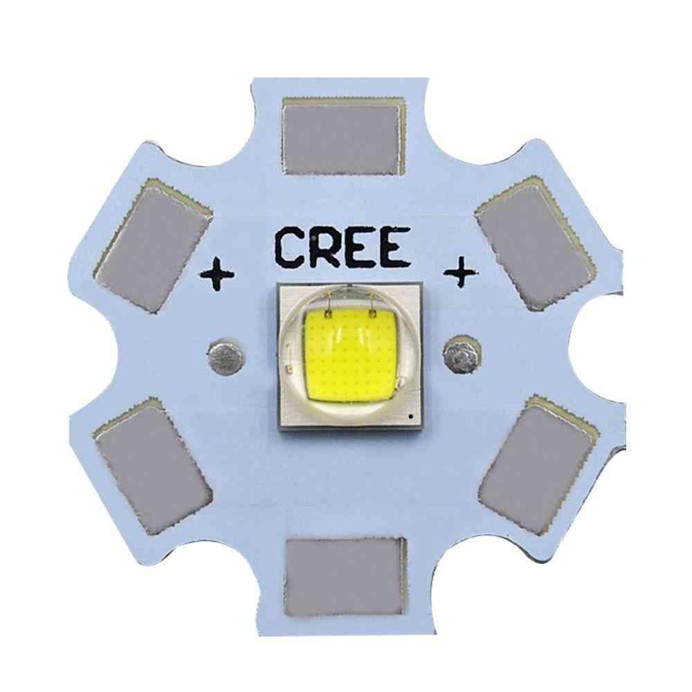 10w Xml2 T6 Lights Full Power Led 3v 3535 5050 1-3w 5-6w 10w 18w For Led Flashlight Lamp Bead White 6500k 10000k With Base