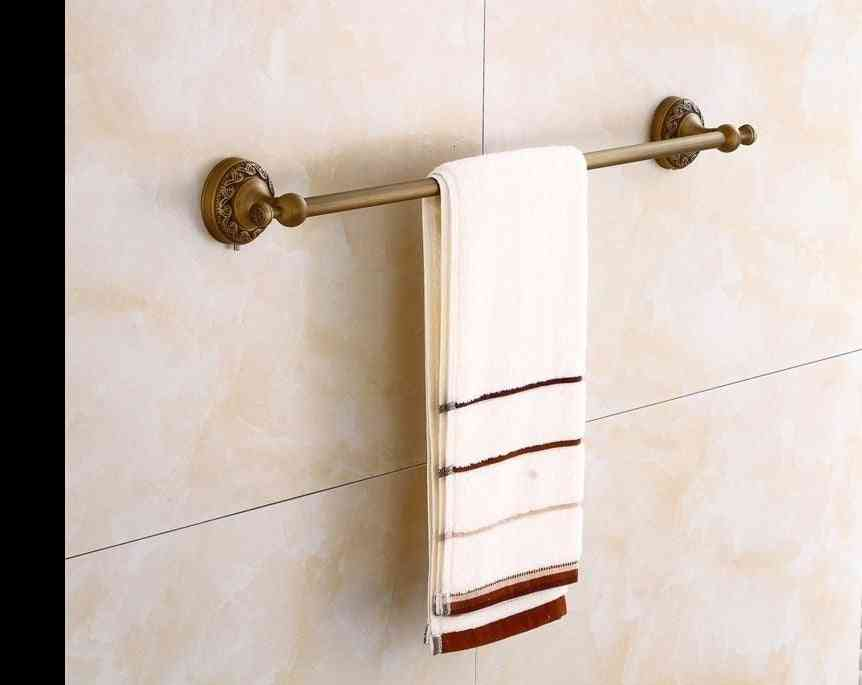 Single Towel Bar Rack Holder
