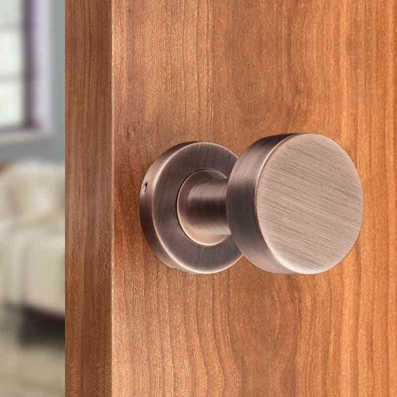 Internal Door Handles Without Lock Tube Shape Knob