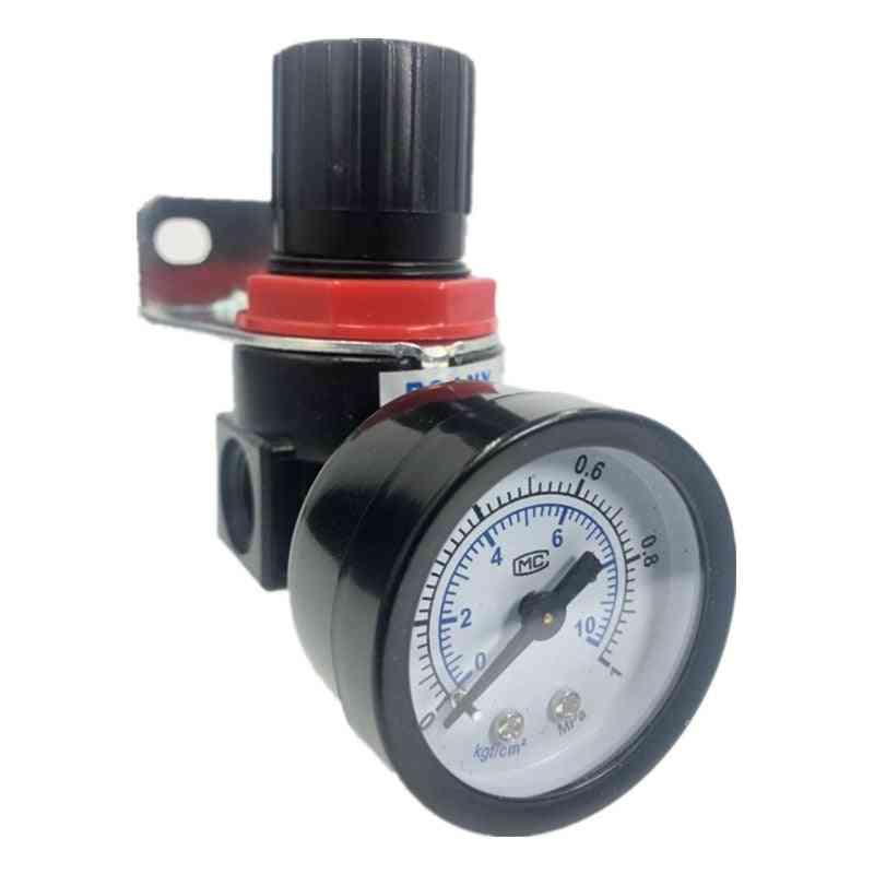 Air Control Compressor Pressure Relief Regulator Valve With Fitting