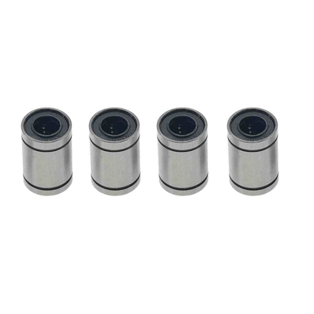 Lm8uu Linear Bushing, 8mm Durable Linear Ball Bearing - 3d Printer Parts