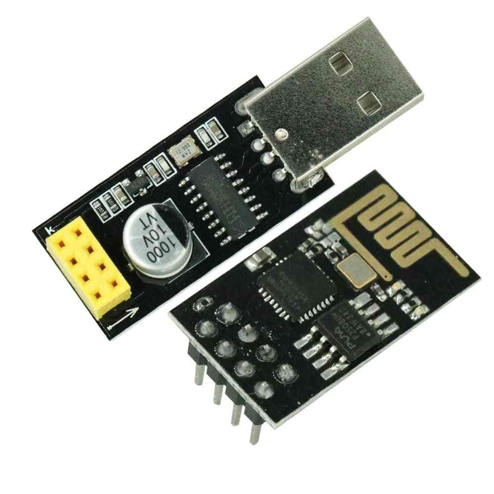Programmer Adapter Uart Usb To Esp8266, Serial Wireless Wifi Development Board