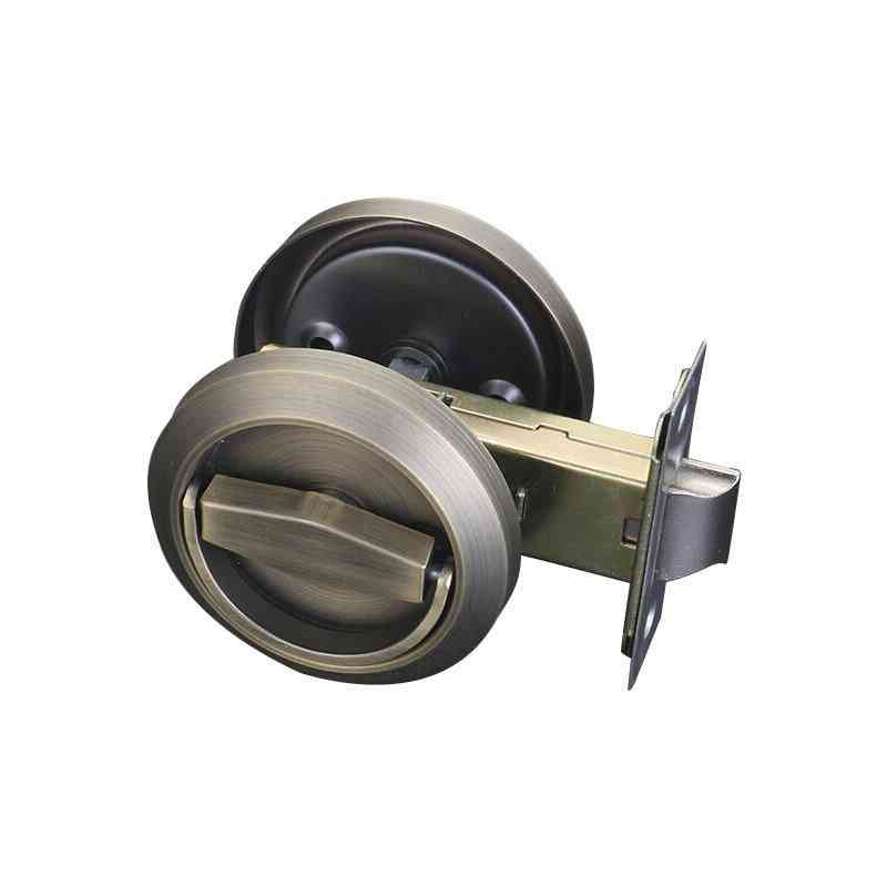 Stainless Steel Universal Double Side Invisible Door Lock