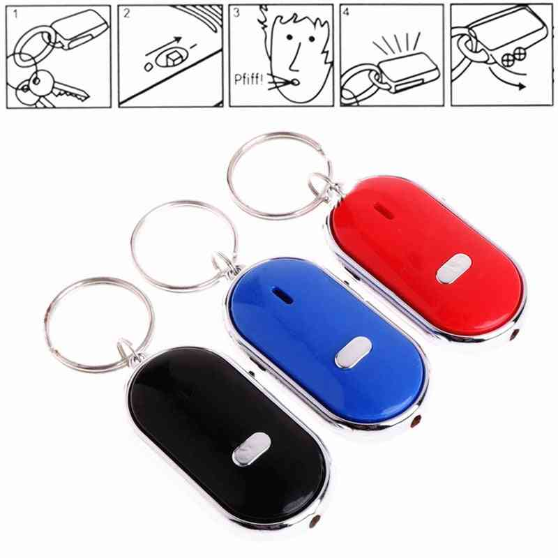 Portable And Convenient Trackers, Anti-lost Keychain Finder