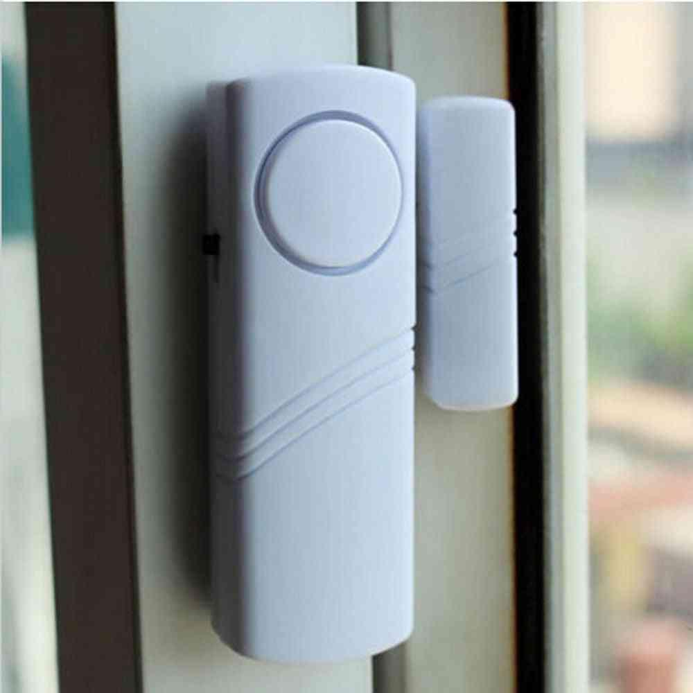 Door And Window Mounted-anti-theft Alarm, Wireless Intelligent Detector