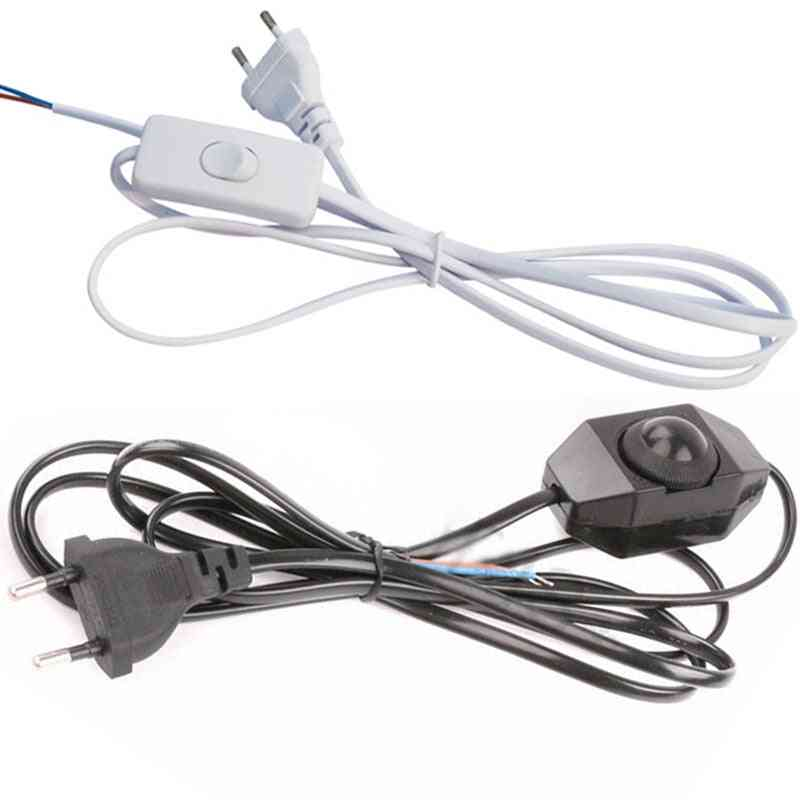 Dimmer Switch And Cable For Light Modulator Lamp