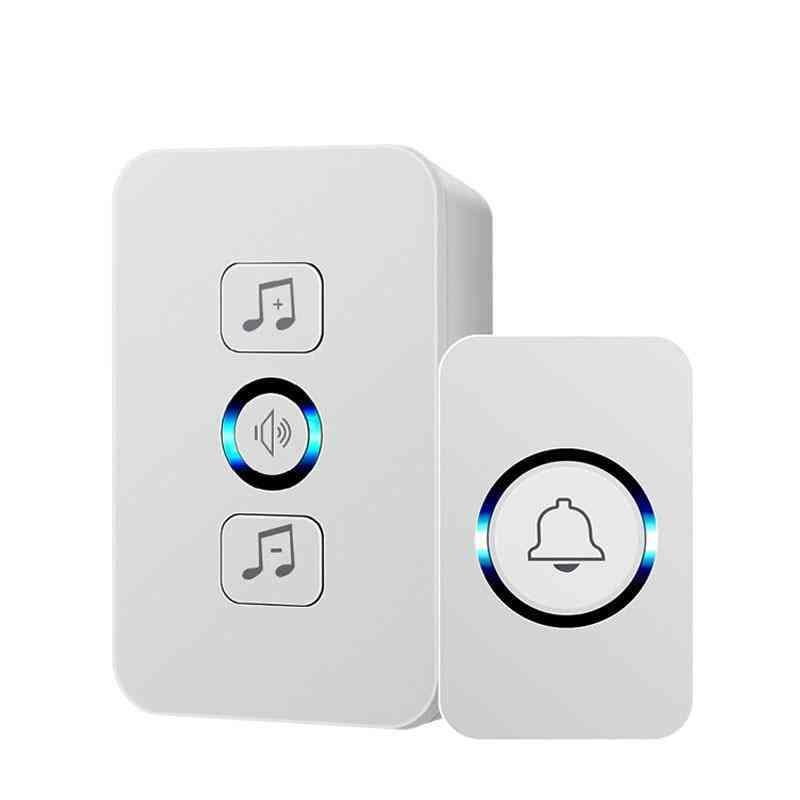 Waterproof Wireless Remote Doorbell For Smart Home
